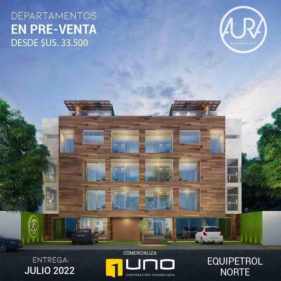 1 Edificio Aura Residences,Departametos y Locales Comerciales en Pre Venta, Barrio Equipetrol Norte, Santa Cruz, Bolivia