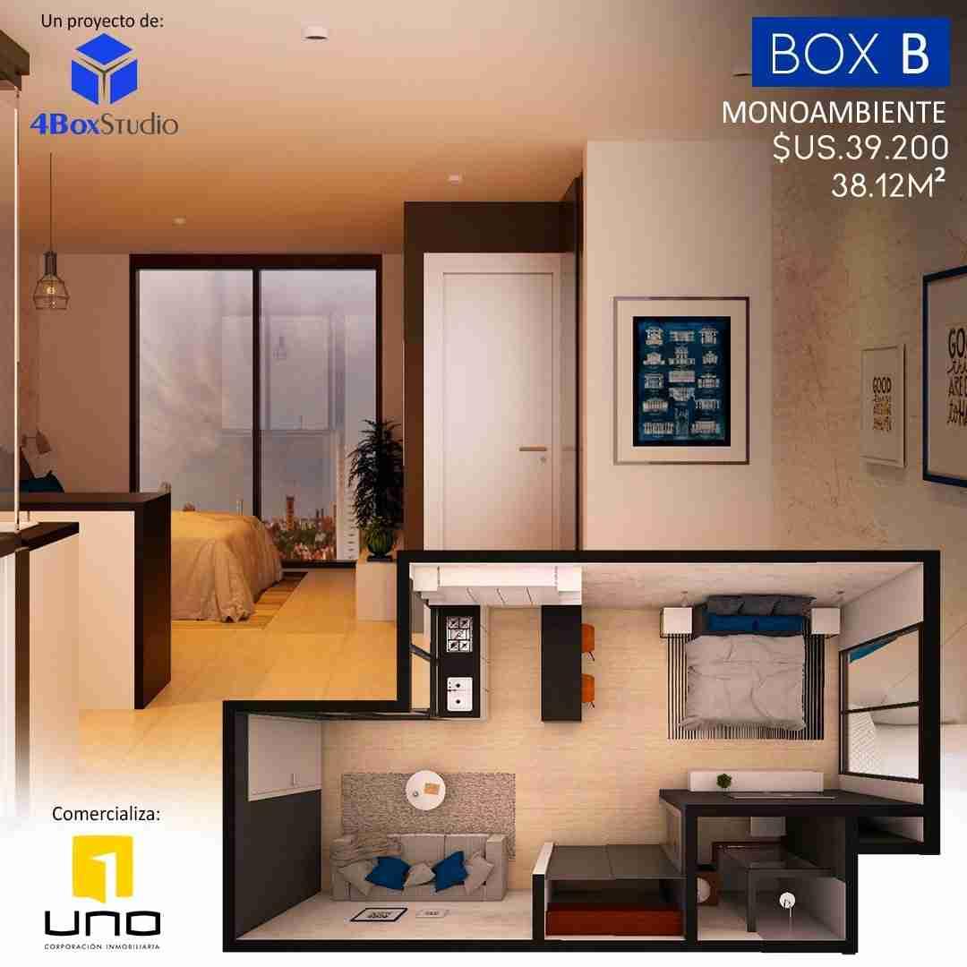 4 Box B,PreVenta Departamentos Monoambiente, 1 y 2 Dormitorios y Locales Comerciales Edificio Blue Box, Av Banzer, Zona Norte