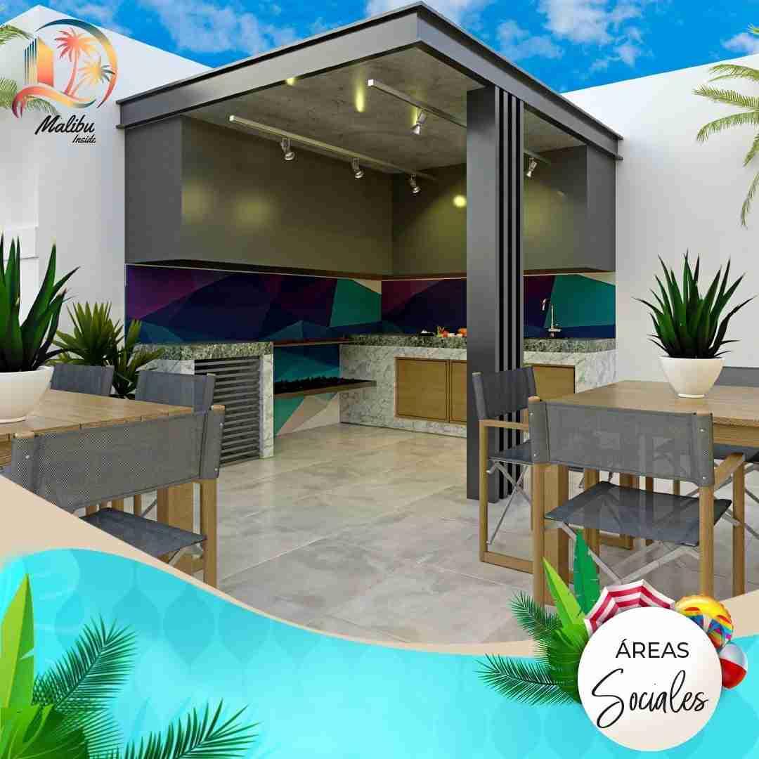 Departamentos en PreVenta Monoambientes, de 1, 2 y 3 dormitorios en Edificio Malibu Inside, zona Norte,Equipetrol, Santa Cruz, Bolivia (4)