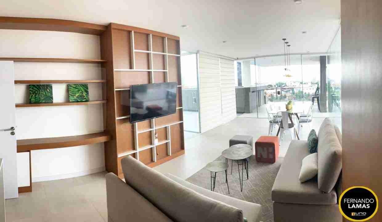 Venta de departamento de 2 dormitorios en Edificio Orange Residence, Zona Norte, Avenida Beni y Avenida Los Cusis, Calle los Pitones, Santa Cruz, Bolivia. (17)