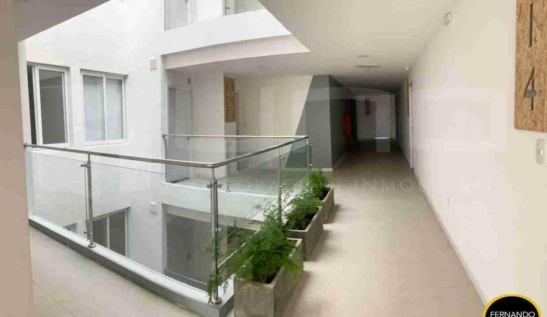Venta de departamento de 2 dormitorios en Edificio Orange Residence, Zona Norte, Avenida Beni y Avenida Los Cusis, Calle los Pitones, Santa Cruz, Bolivia. (4)