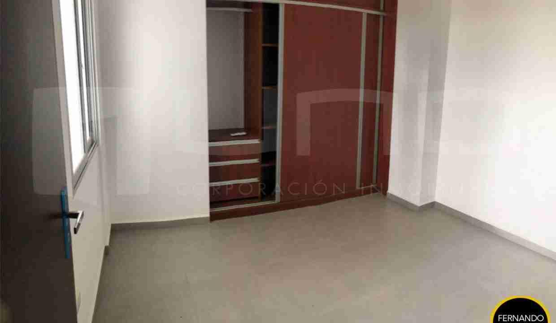 Departamento en Anticretico de 2 Dormitorios, Zona Norte, entre avenida beni y alemana, en Condominio Barcelona 3 (4)