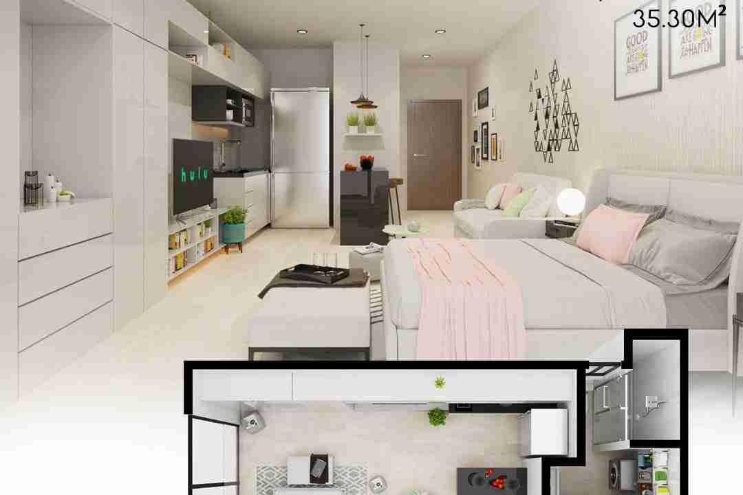 PreVenta Departamentos Monoambiente, 1 y 2 y 3 Dormitorios y Locales Comerciales Edificio Blue Box, Av Banzer, Zona Norte (11)