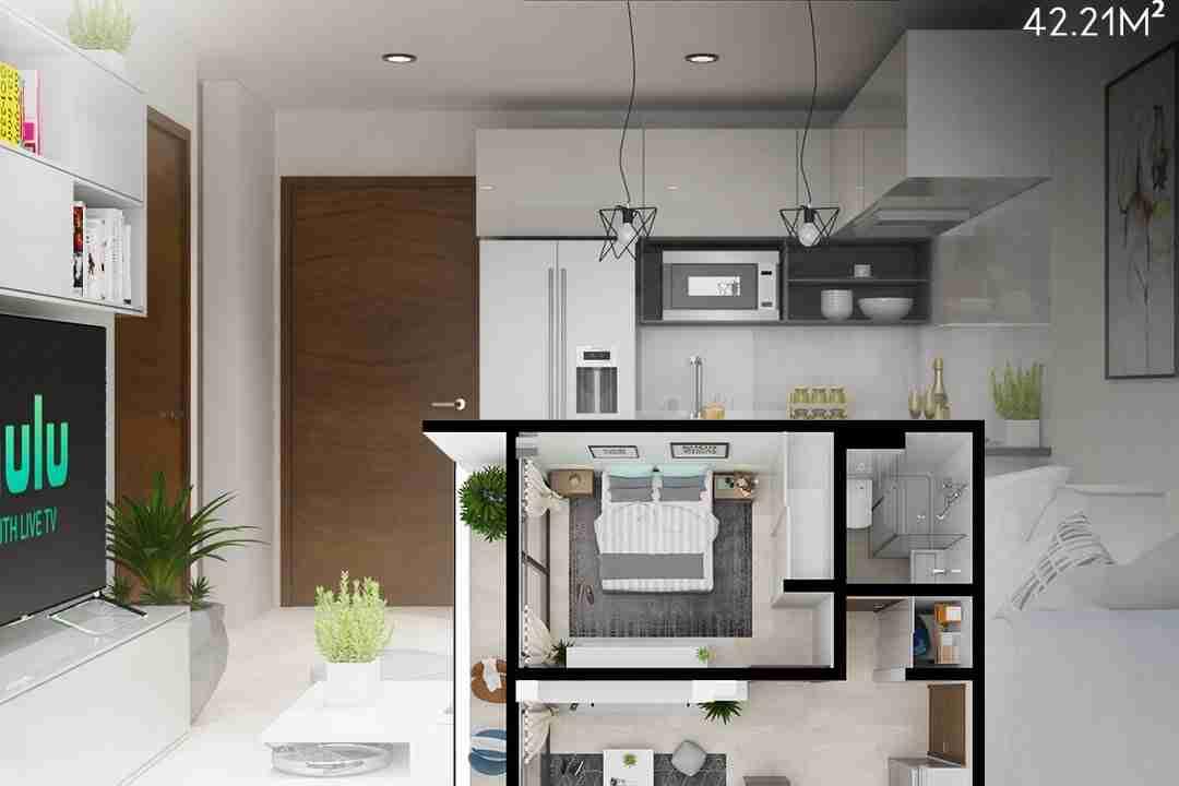 PreVenta Departamentos Monoambiente, 1 y 2 y 3 Dormitorios y Locales Comerciales Edificio Blue Box, Av Banzer, Zona Norte (15)