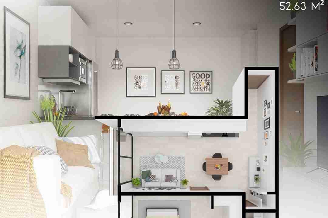 PreVenta Departamentos Monoambiente, 1 y 2 y 3 Dormitorios y Locales Comerciales Edificio Blue Box, Av Banzer, Zona Norte (16)