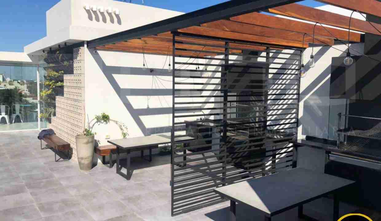 Alquiler departamento 1 dormitorio con expensas en Edificio Orange Residence, zona Norte, Santa Cruz, Bolivia (11)