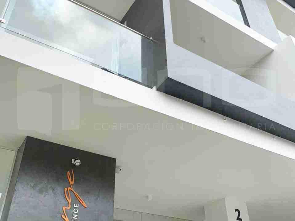 Alquiler departamento 1 dormitorio con expensas en Edificio Orange Residence, zona Norte, Santa Cruz, Bolivia (3)