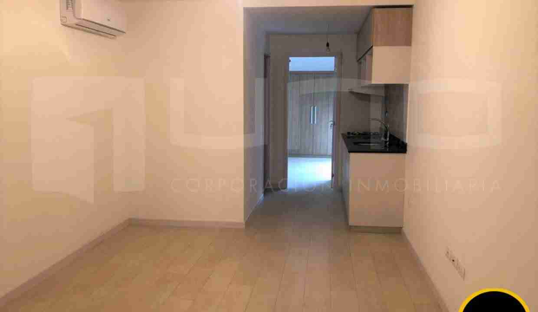 Alquiler departamento 1 dormitorio con expensas en Edificio Orange Residence, zona Norte, Santa Cruz, Bolivia (5)