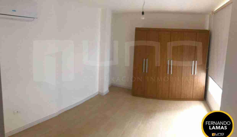 Alquiler departamento 1 dormitorio con expensas en Edificio Orange Residence, zona Norte, Santa Cruz, Bolivia (7)
