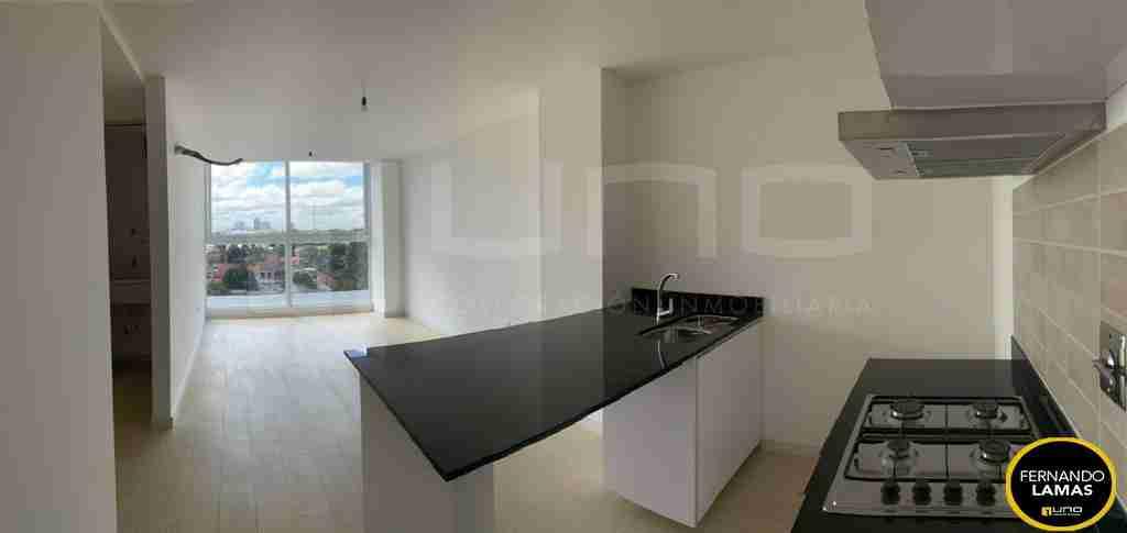 Venta de departamento de 2 dormitorios en Edificio Orange Residence, Zona Norte, Avenida Beni y Avenida Los Cusis, Calle los Pitones, Santa Cruz, Bolivia. (5)