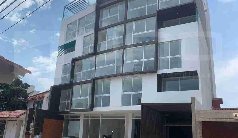 Venta de departamentos en Sirari, Equipetrol, Edificio Genz Sirari, Santa Cruz, Bolivia (2) - copia